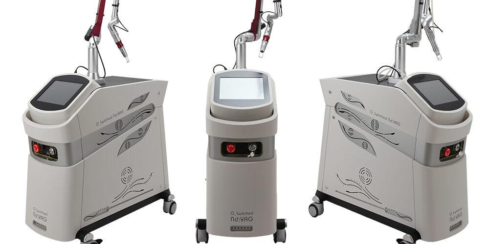 Q-terra Q10 - Q-switched Nd:YAG laser med oslagbar PRESTANDA